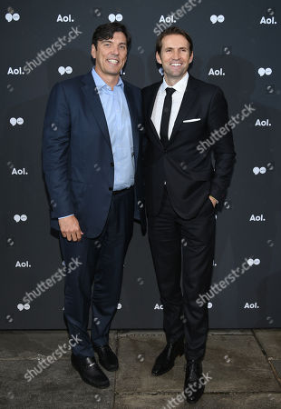 Editorial picture of AOL NewFront 2016, New York, USA - 3 May 2016
