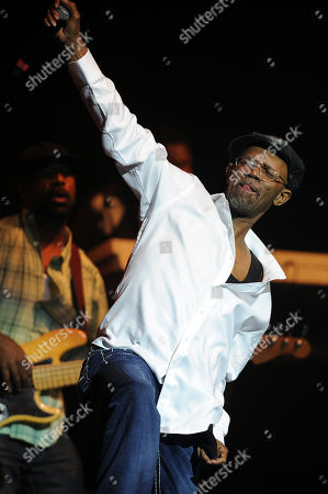 Beres Hammond performs at the Seminole Hard Rock Hotel & Casinos' Hard Rock Live! on in Hollywood, Florida