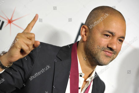 """Stock Photo of Nadir Khayat, aka RedOne, attends the """"BMI 61st Annual Pop Awards"""" at The Beverly Wilshire Hotel on in Beverly Hills, Calif"""