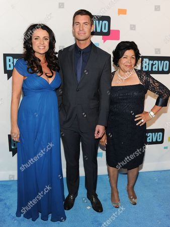 Editorial picture of Bravo Network Upfront, New York, USA - 3 Apr 2013