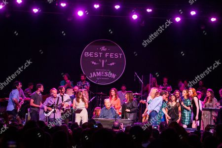 Editorial picture of Brian Fest: A Night To Celebrate The Music Of Brian Wilson, Los Angeles, USA - 30 Mar 2015