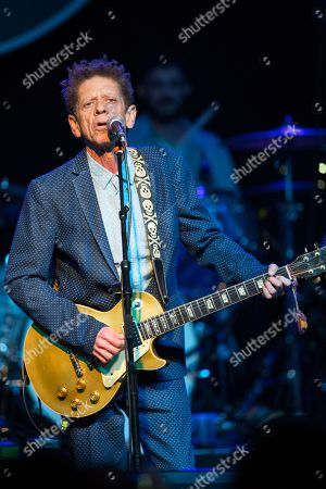 Blondie Chaplin performs on stage during Brian Fest: A Night To Celebrate The Music Of Brian Wilson at the Fonda Theatre, in Los Angeles