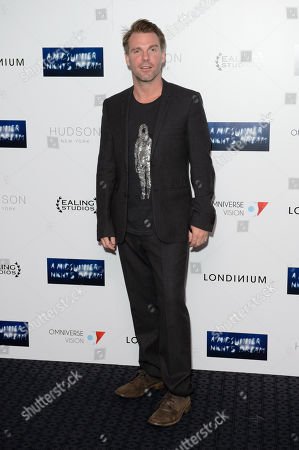 Ben Latham-Jones poses for photographers at the UK Premiere of A Midsummer Nights Dream at a central London cinema