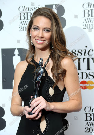 Editorial image of Britain Classic BRIT Awards 2013 - Media Room, London, United Kingdom - 2 Oct 2013