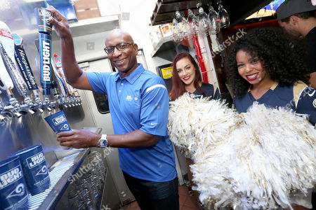 Bud Light Launches Limited-Edition Rams Homecoming Brew with Eric Dickerson on Thurs., in Los Angeles