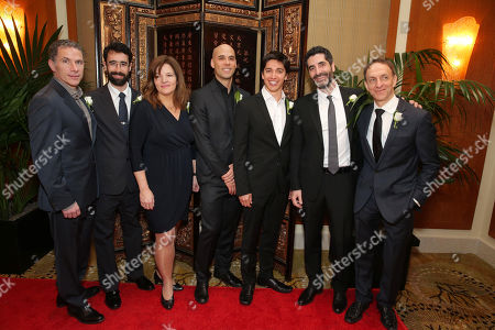 Editorial image of Canadian Nominees Luncheon for 2013 Academy Awards, Beverly Hills, USA - 21 Feb 2013