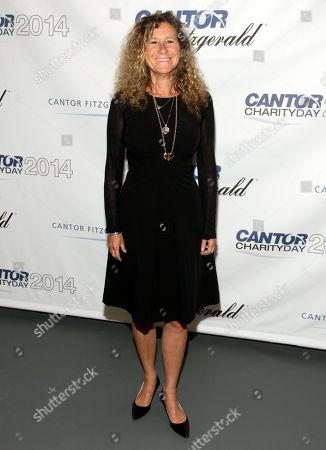 Edie Lutnick, Co-Founder and Executive Director of The Cantor Fitzgerald Relief Fund, attends Cantor Fitzgerald and BGC Partners' 10th Annual Charity Day on in New York