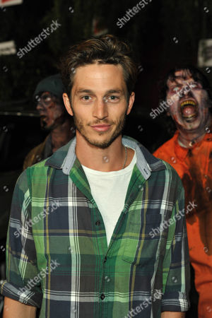 Bobby Campo attends Hyundai and Skybound's 'The Walking Dead' 10th Anniversary Celebration Event, on in San Diego, Calif