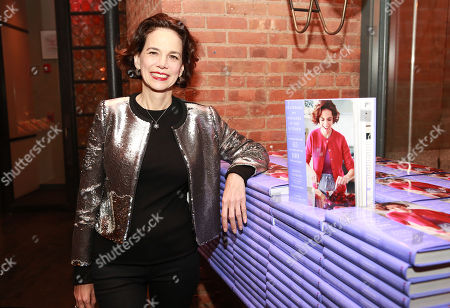 """Editor-in-chief of FOOD & WINE magazine Dana Cowin seen at CHEFS CLUB BY FOOD & WINE opening party and celebration of her book """"Mastering My Mistakes in the Kitchen,"""" at CHEFS CLUB BY FOOD & WINE on in New York"""