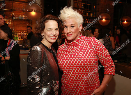 Editorial photo of Dana Cowin's Book Party at CHEFS CLUB BY FOOD & WINE, New York, USA - 4 Nov 2014