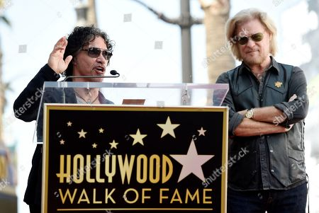 Editorial picture of Daryl Hall and John Oats Honored With a Star on the Hollywood Walk of Fame, Los Angeles, USA - 2 Sep 2016