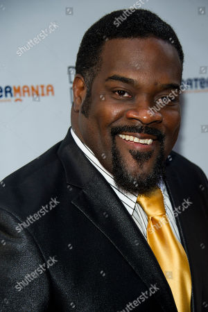 Phillip Boykin arrives at the 57th Annual Drama Desk Awards on in New York