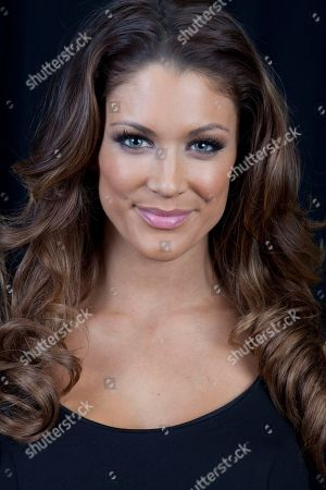 Editorial picture of Eve Torres Portraits, New York, USA - 22 Oct 2012