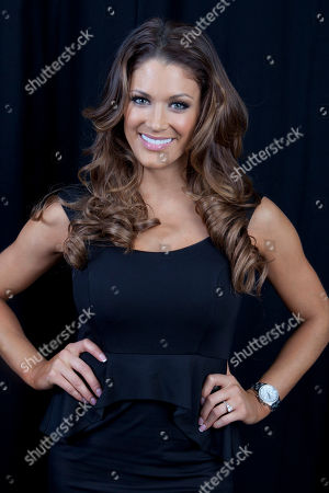 Editorial photo of Eve Torres Portraits, New York, USA - 22 Oct 2012