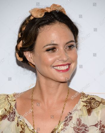 "Model Josie Maran attends the Fifth Annual Fashion 4 Development ""First Ladies Luncheon"" at The Pierre Hotel, in New York"