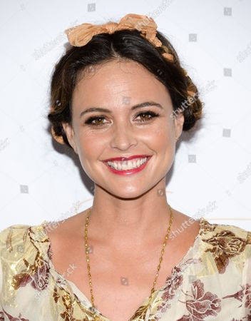 "Honoree Josie Maran attends the Fifth Annual Fashion 4 Development ""First Ladies Luncheon"" at The Pierre Hotel, in New York"