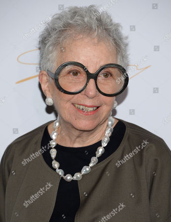 """Stock Photo of Sylvia Weinstock attends the Fifth Annual Fashion 4 Development """"First Ladies Luncheon"""" at The Pierre Hotel, in New York"""