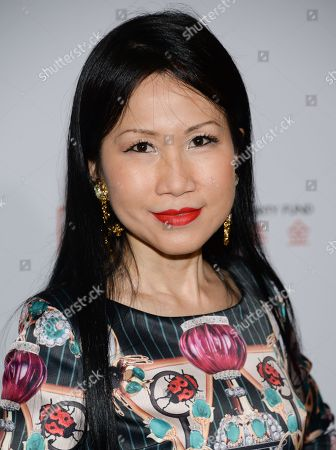 """Chiu-Ti Jansen attends the Fifth Annual Fashion 4 Development """"First Ladies Luncheon"""" at The Pierre Hotel, in New York"""