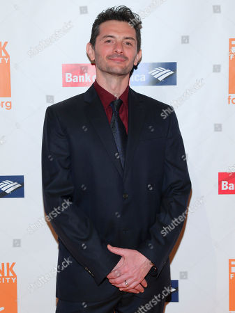 Gabriele Corcos attends the Food Bank For New York City Can-Do Awards Dinner at Cipriani Wall Street, in New York