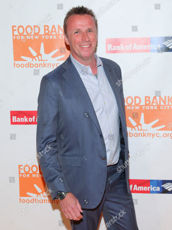 Marc Murphy attends the Food Bank For New York City Can-Do Awards Dinner at Cipriani Wall Street, in New York