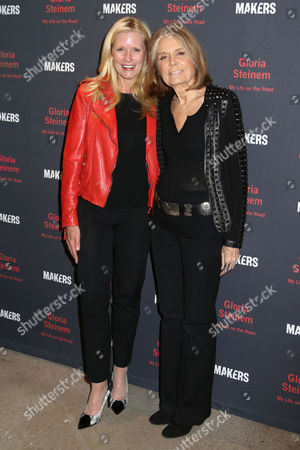 """Editorial picture of Gloria Steinem Book Party For """"My Life On The Road"""", New York, USA - 20 Oct 2015"""