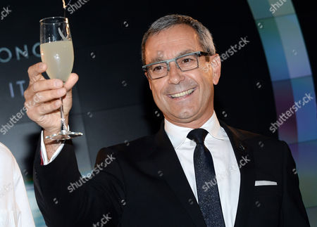 Editorial picture of Grey Goose and Virgin Galactic Global Partnership Event, New York, USA - 22 Sep 2014