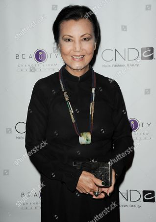 Kieu-Chinh attends the Hollywood Legend Tippi Hedren being honored at The Peninsula Hotel on in Beverly Hills, Calif