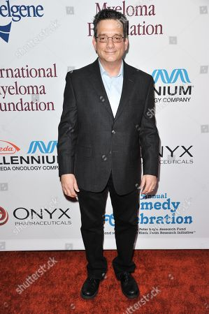 Stock Photo of Andy Kindler arrives at the International Myeloma Foundation 7th Annual Comedy Celebration at The Wilshire Ebell Theatre on in Los Angeles