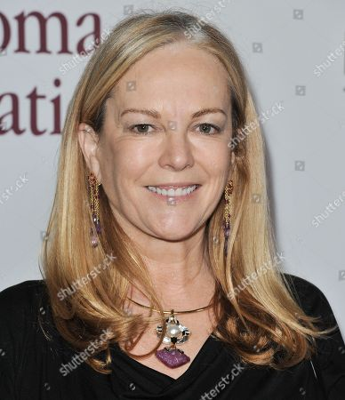 Stock Image of Anne Hearst arrives at the International Myeloma Foundation 7th Annual Comedy Celebration at The Wilshire Ebell Theatre on in Los Angeles