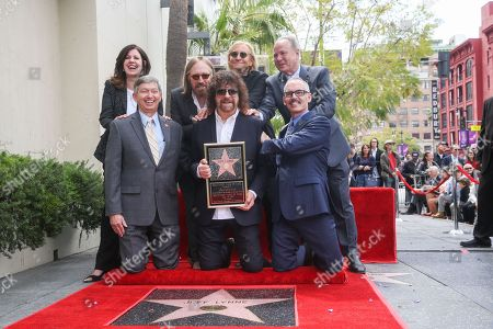 Editorial photo of Jeff Lynne Honored With A Star On The Hollywood Walk Of Fame, Los Angeles, USA - 23 Apr 2015