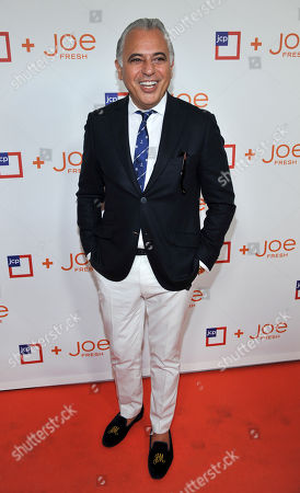 Editorial picture of Joe Fresh at JCP, Los Angeles, USA - 7 Mar 2013