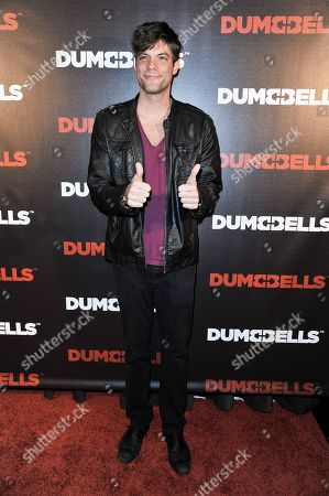 "Editorial image of LA Premiere of ""Dumbbells"", Los Angeles, USA - 7 Jan 2014"