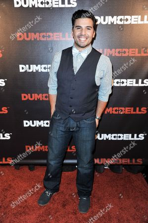 Stock Picture of Dossett Marchese arrives at the LA Premiere of 'Dumbbells' at Supperclub on in Los Angeles