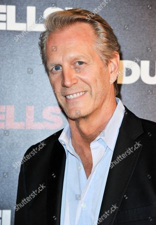 Hoyt Richards arrives at the LA Premiere of 'Dumbbells' at Supperclub on in Los Angeles