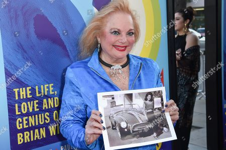 "Carol Connors arrives at the LA Premiere Of ""Love & Mercy"" at the Samuel Goldwyn Theater, in Beverly Hills, Calif"