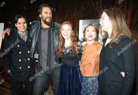 """Editorial picture of LA Premiere Screening of """"The Red Road"""", Los Angeles, USA - 24 Feb 2014"""