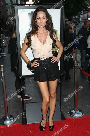 """Actress Melanie Marden arrives at the special screening of """"12 Years A Slave"""" at the Directors Guild of America on in West Hollywood, Calif"""