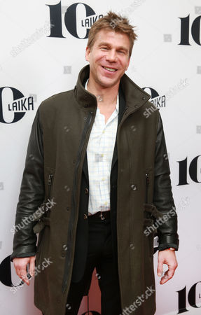 Stock Image of Marc Haimes seen at the LAIKA 10th Anniversary Party at The London Hotel, in West Hollywood, Calif