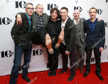 Editorial photo of LAIKA 10th Anniversary Party, West Hollywood, USA - 15 Dec 2015