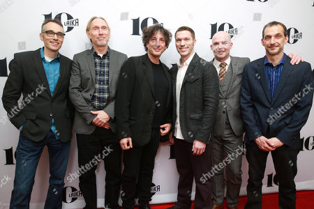 Editorial picture of LAIKA 10th Anniversary Party, West Hollywood, USA - 15 Dec 2015