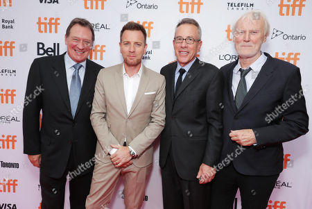 "Producer Gary Lucchesi, Director Ewan McGregor, Producer Tom Rosenberg and Executive Producer Andre Lamal are seen at Lionsgate's ""American Pastoral"" Premiere at the 2016 International Film Festival, in Toronto"