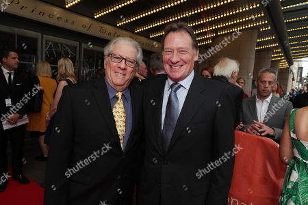 "Peter Riegert and Producer Gary Lucchesi are seen at Lionsgate's ""American Pastoral"" Premiere at the 2016 International Film Festival, in Toronto"