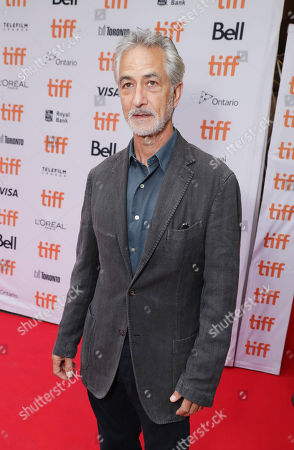 "David Strathairn seen at Lionsgate's ""American Pastoral"" Premiere at the 2016 International Film Festival, in Toronto"