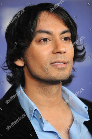 Stock Image of Vik Sahay attends the Montecito Award ceremony at the Santa Barbara International Film Festival, in Santa Barbara, Calif