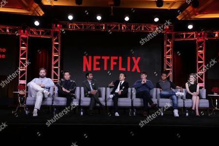Editorial image of Netflix 2016 Winter TCA, Pasadena, USA - 16 Jan 2016