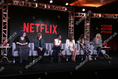 Editorial picture of Netflix 2016 Winter TCA, Pasadena, USA - 16 Jan 2016