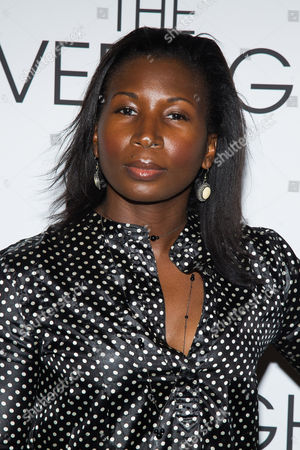 """Lolita Foster attends the premiere of """"The Overnight"""" at the Sunshine Landmark, in New York"""
