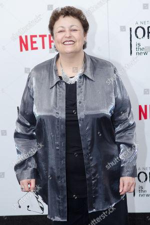 "Barbara Rosenblat attends Netflix's ""Orange Is The New Black"" Season 2 premiere at the Ziegfeld Theatre, in New York"