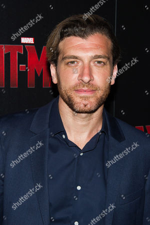 "Editorial photo of NY Special Screening of ""Ant-Man"", New York, USA - 13 Jul 2015"