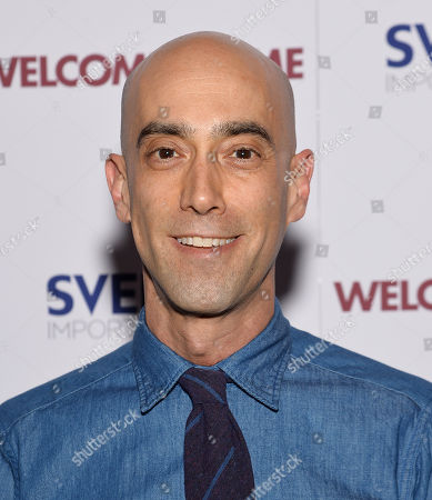 """Mitch Silpa attends a special screening of """"Welcome To Me"""" at the Sunshine Landmark, in New York"""